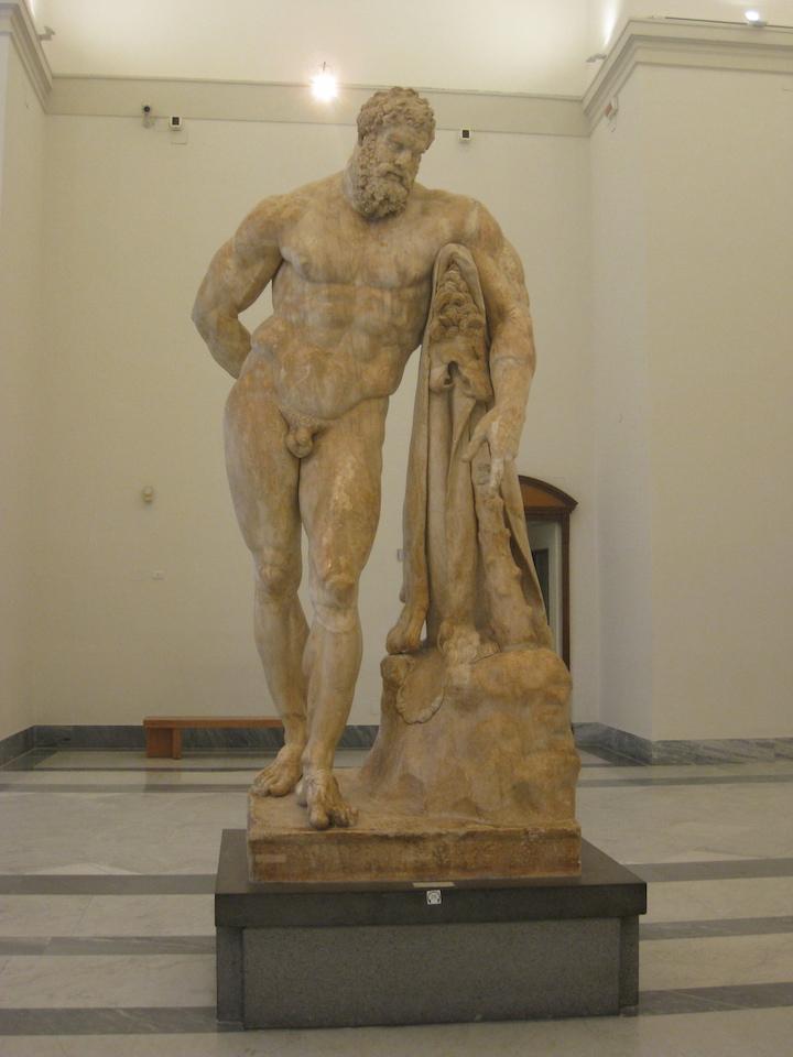 Weary Hercules!!